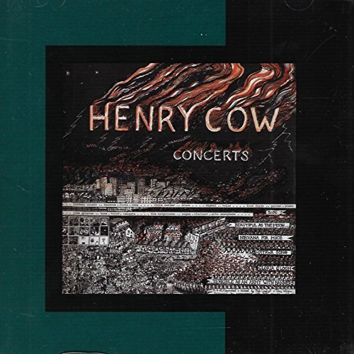 Henry Cow Concerts 2 CD Set