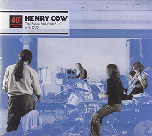 Henry Cow Vol. 6 10 Road (40th Anniversa Lmtd Ed. 4 CD Incl. DVD Booklet