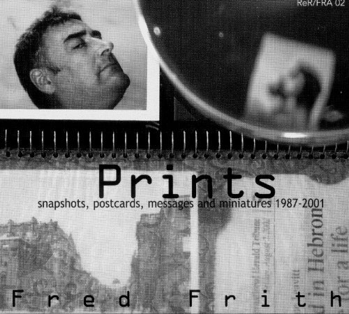 Fred Frith Prints