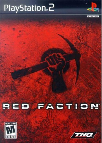 Ps2 Red Faction M