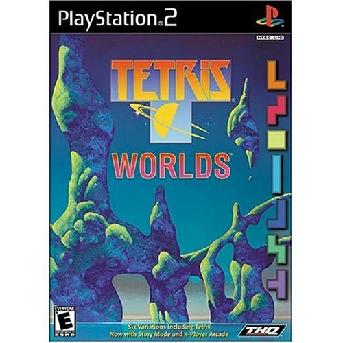 Ps2 Tetris Worlds