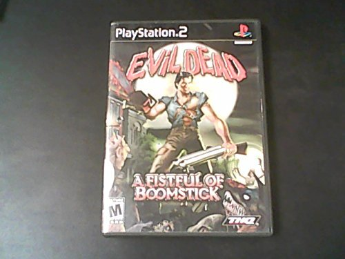 Ps2 Evil Dead Fistfull Of Boomstic