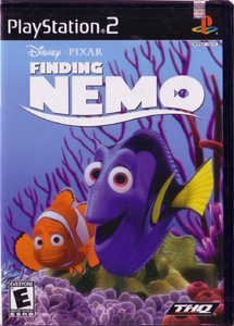 Ps2 Finding Nemo