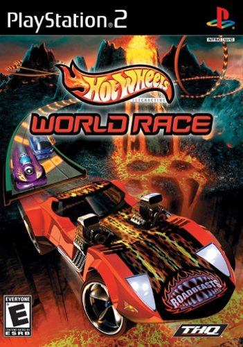Ps2 Hot Wheels World Race