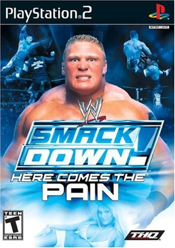Ps2 Wwe Smackdown Here Comes The P