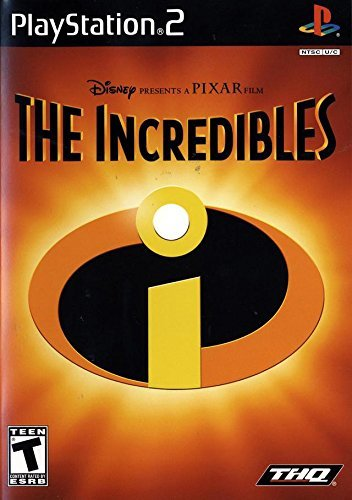 Ps2 Incredibles