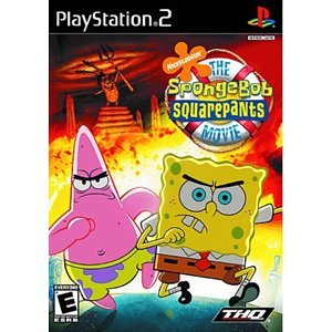 Ps2 Spongebob The Movie