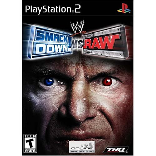 Ps2 Wwe Smackdown Vs Raw