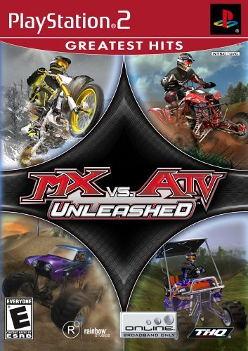Ps2 Mx Vs Atv Unleashed