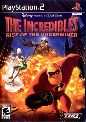 Ps2 Incredibles 2
