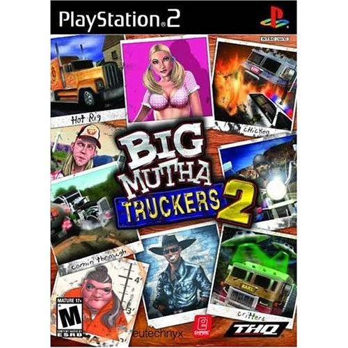 Ps2 Big Mutha Truckers 2