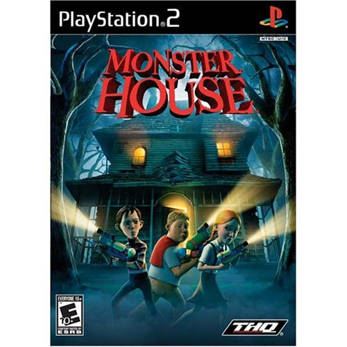 Ps2 Monster House