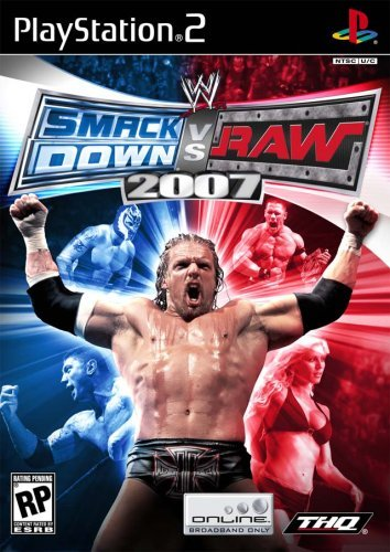 Ps2 Wwe Smackdown Vs Raw 2007 Thq