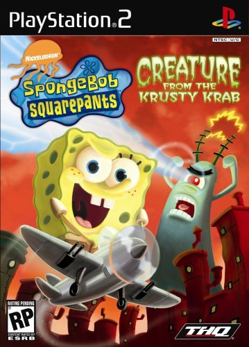 Ps2 Spongebob Creature Krusty