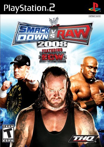 Ps2 Wwe Smackdown Vs Raw 08
