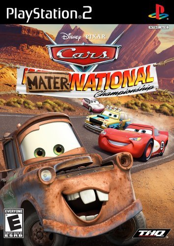 Ps2 Cars Mater National
