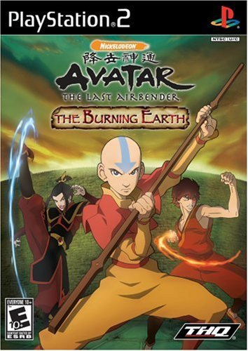 Ps2 Avatar Burning Earth
