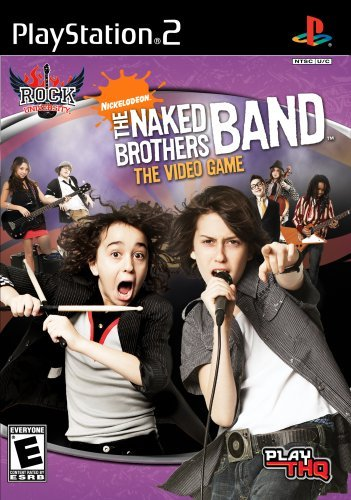 Ps2 Naked Brothers Band