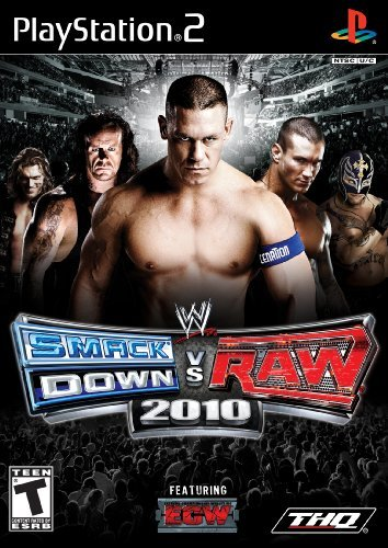 Ps2 Wwe Smackdown Vs Raw 10