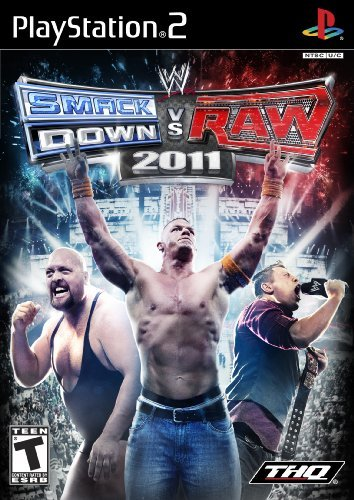 Ps2 Wwe Smackdown Vs. Raw 2011