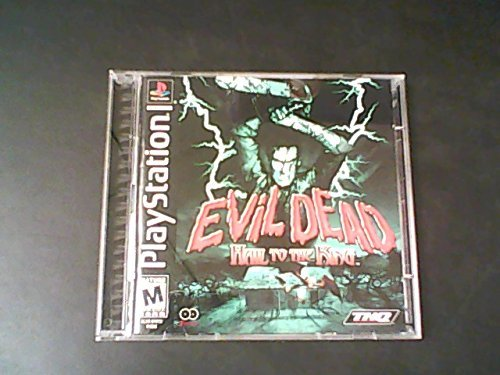 Psx Evil Dead Hail To The King M