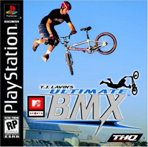 Psx Mtv Sports Tj Lavin's Ultimate T