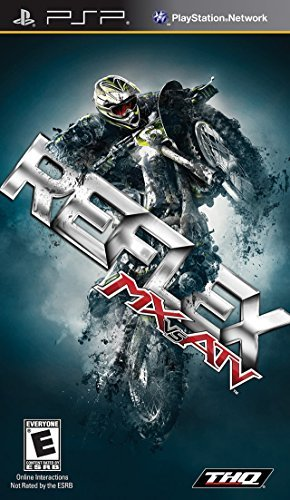 Psp Mx Vs Atv Reflex