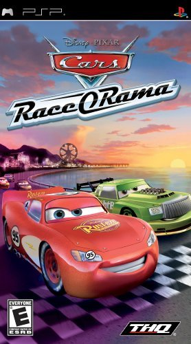 Psp Cars Race O Rama Thq Inc.