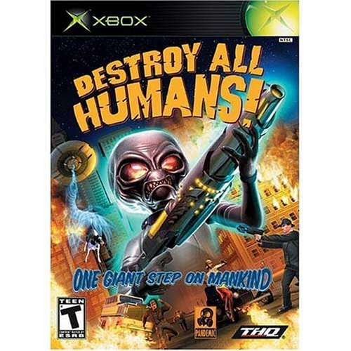 Xbox Destroy All Humans