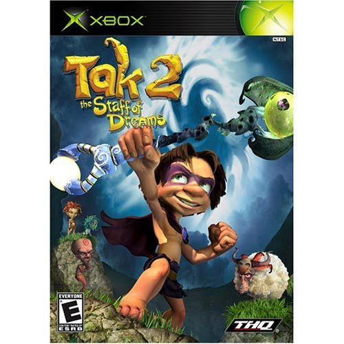 Xbox Tak 2 Staff Of Dreams
