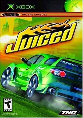 Xbox Juiced Precision Street Racing