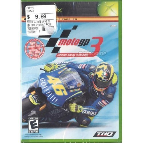 Xbox Moto Gp Ultimate Racing 3