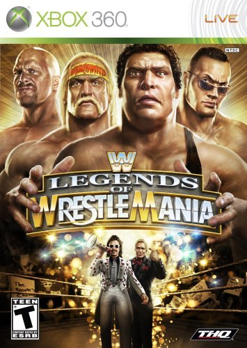 Xbox 360 Wwe Legends