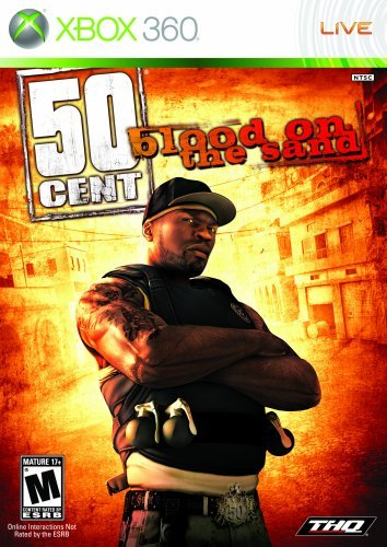 Xbox 360 50 Cent Blood In The Sand