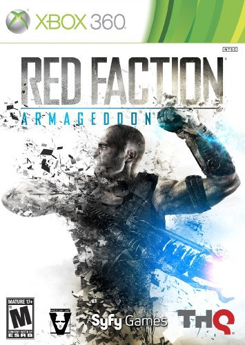 X360 Red Faction Armageddon