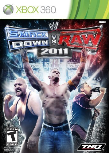Xbox 360 Wwe Smackdown Vs. Raw 2011