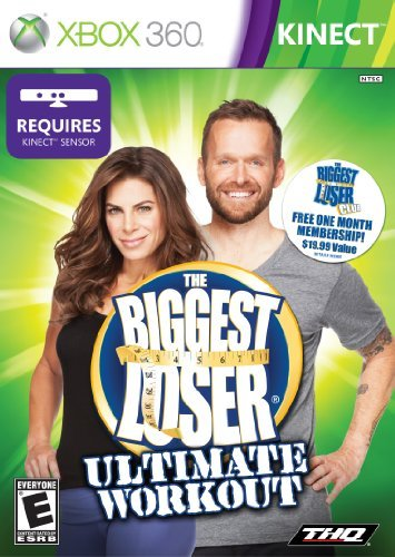 X360 Kinect Biggest Loser Ultimate Workout
