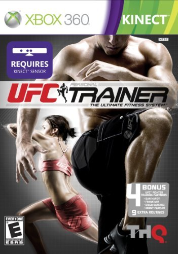 X360 Kinect Ufc Personal Trainer