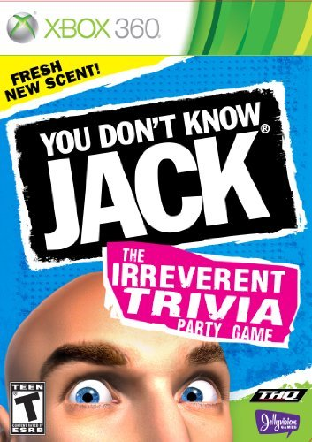 Xbox 360 You Don't Know Jack