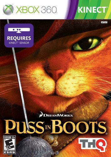X360 Puss In Boots E