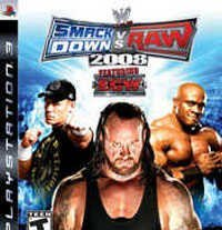 Ps3 Wwe 2008 Smackdown Vs Raw