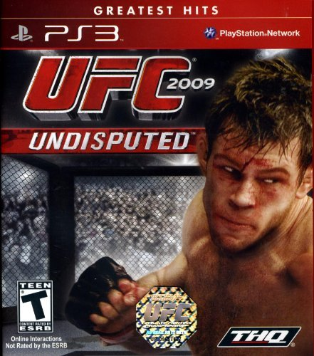 Ps3 Ufc Undisputed