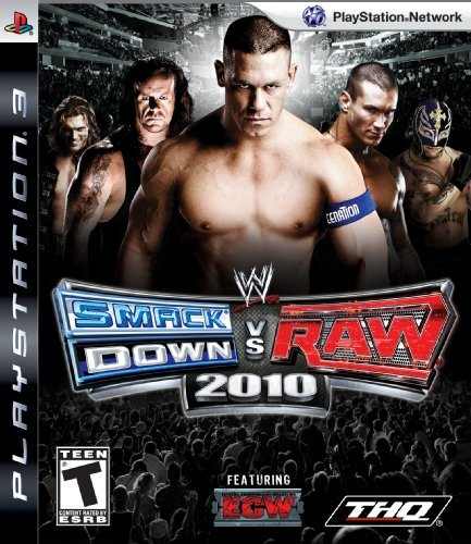 Ps3 Wwe Smackdown Vs Raw 10