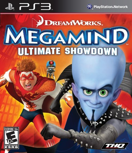 Ps3 Megamind