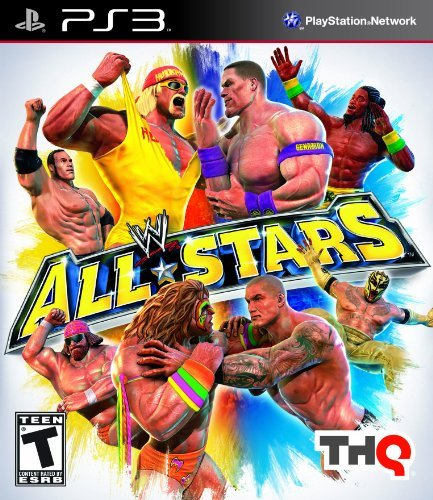 Ps3 Wwe All Stars