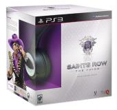 Ps3 Saints Row The Third Platinum Pack Col. Ed.