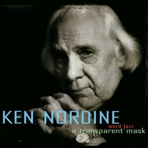 Ken Nordine Transparent Mask