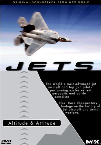 Set Jets Clr Nr 4 DVD