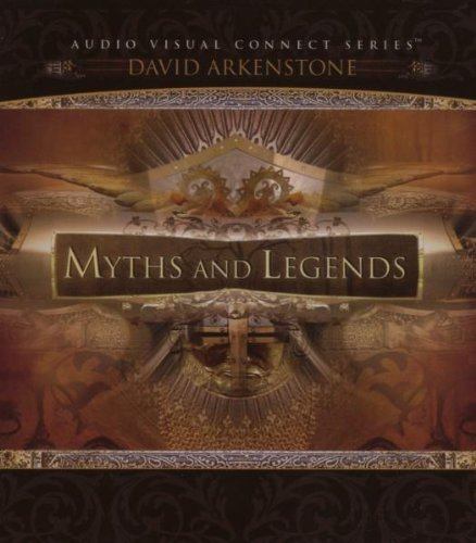 David Arkenstone Myths & Legends 2 CD Set Incl. DVD