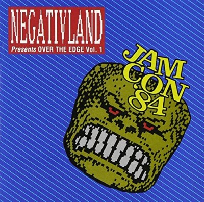 Negativland Vol. 1 Jam Con '84 Presents Over The Edge